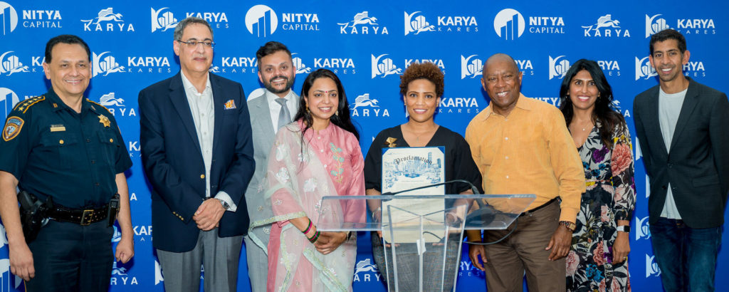 Houston Officially Welcomes the Karya Kares Clinic